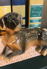 The Workroom Vintage Porcelin Dog