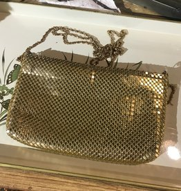 Vintage Vintage Gold Chain purse