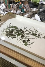 The Workroom Vintage Butterfly Tray