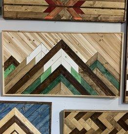 Glacier Wood Design Co GWD Co Cedar Mtns -Green