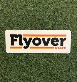 Joe Hanson Joe Hanson Flyover State Decal