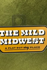 Joe Hanson Joe Hanson Mild Midwest Decal