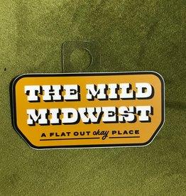 Joe Hanson Joe Hanson Mild Midwest Decal