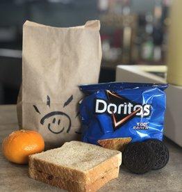 The Workroom Birney's Sack Lunch