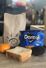 The Workroom Birney's Sack Lunch 5.00