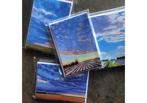 Catherine Freshley Art Catherine Freshley Art Cards/8 Pack