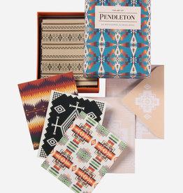 Pendleton Pendleton Notecards: 16 Notecards & Envelopes