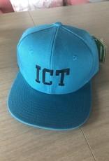 Aidee Gandarilla ICT Embroidered Flat Bill