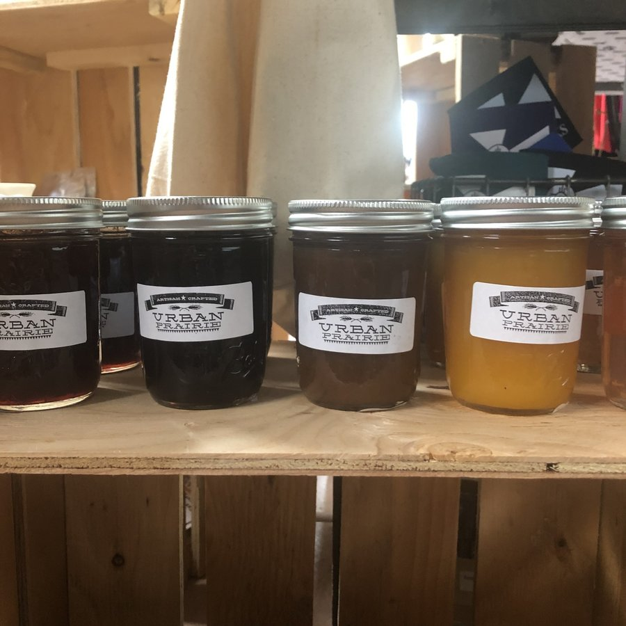 Urban Prairie Jelly