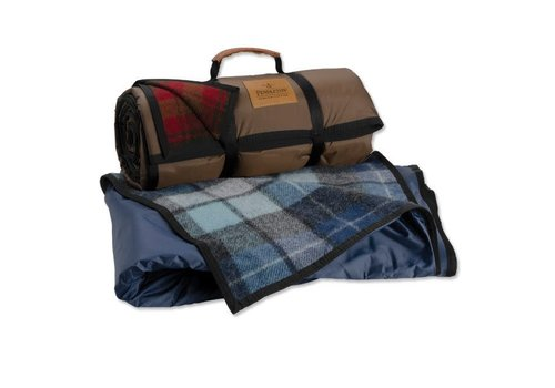Pendleton Nylon Backed Roll Up Blanket