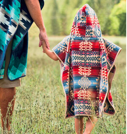 Pendleton Hooded Children's Towel