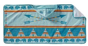 Pendleton Hooded Baby Towel