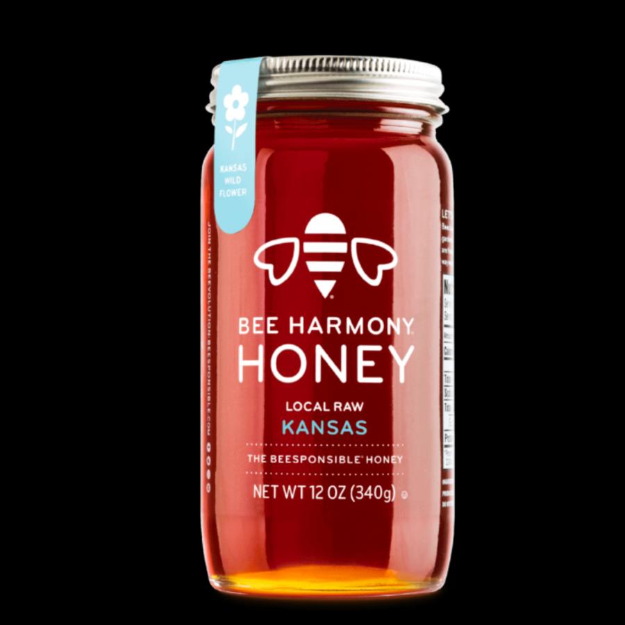 Bee Harmony Honey Jars