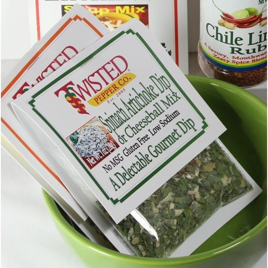Twisted Pepper Co. Dip Mix