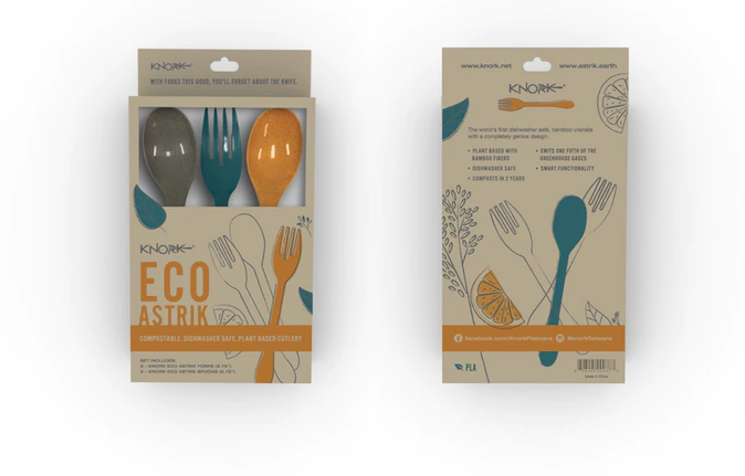 KNORK KNORK Eco Astrik 6 Piece Set