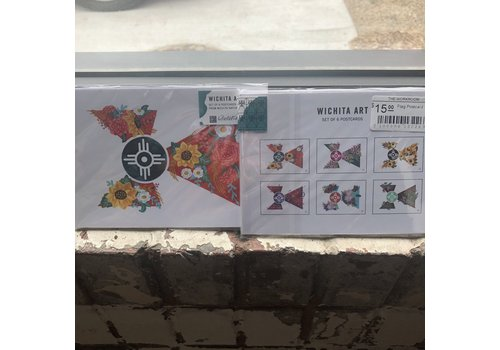 Elisabeth Owens Elisabeth Owens Flag Postcard Set