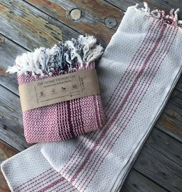 The Workroom Hand Loomed Turkish Towels