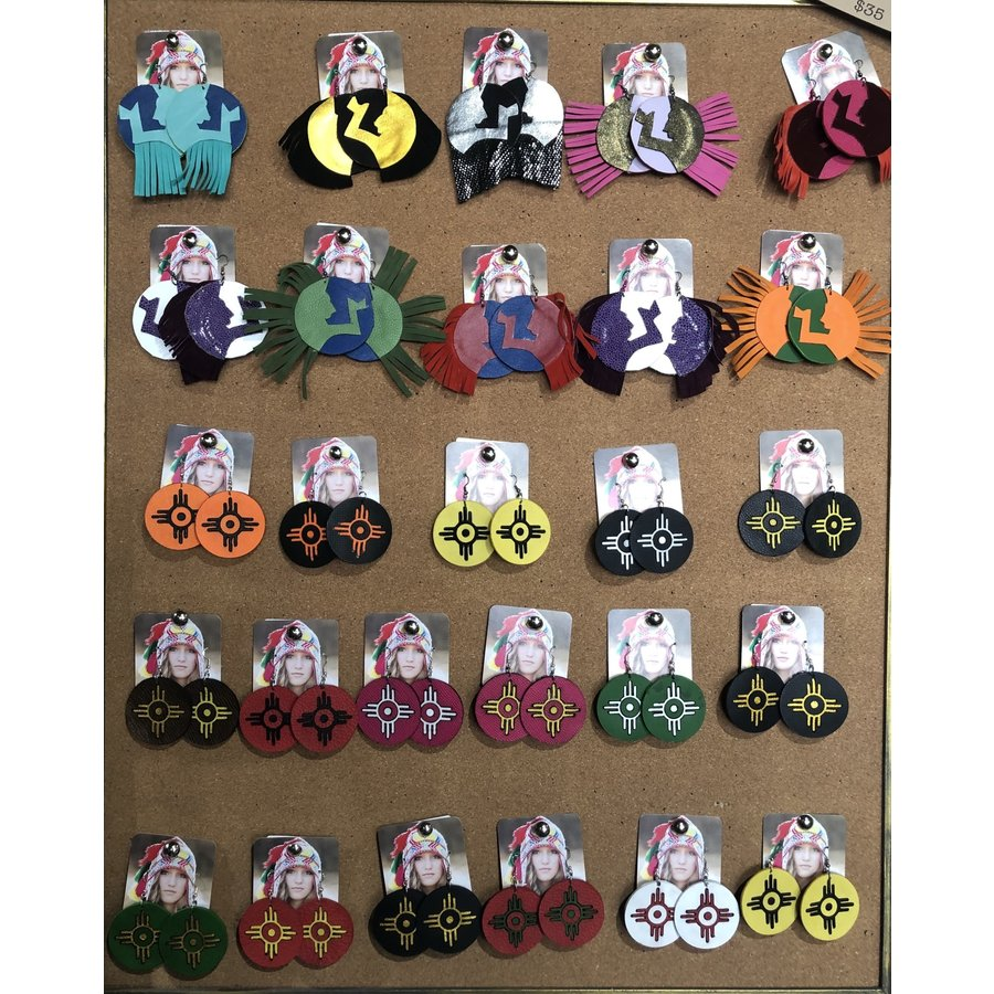 Aida Stenholm Handmade Earrings