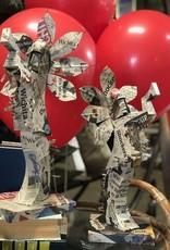 Tina Kelley Designs Paper Mache Keeper of the Plains
