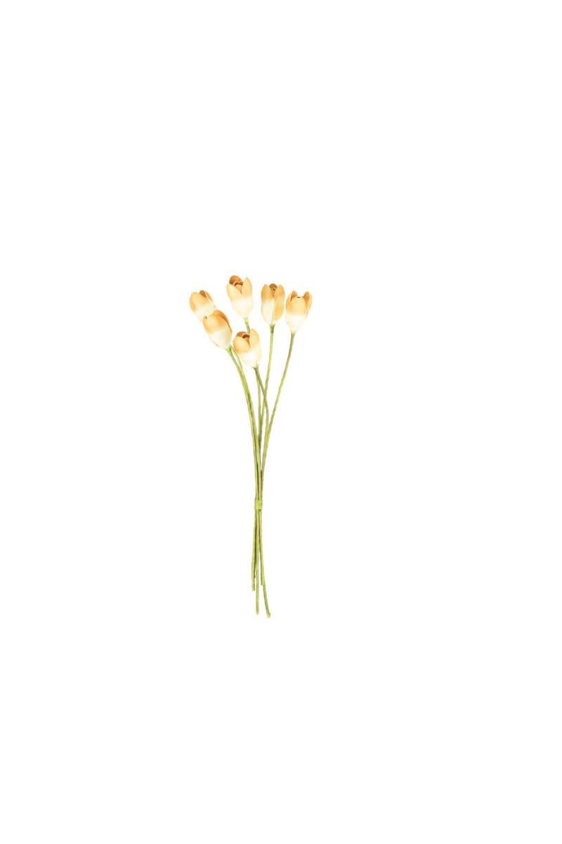 Kalalou Botanica Yellow Tulips