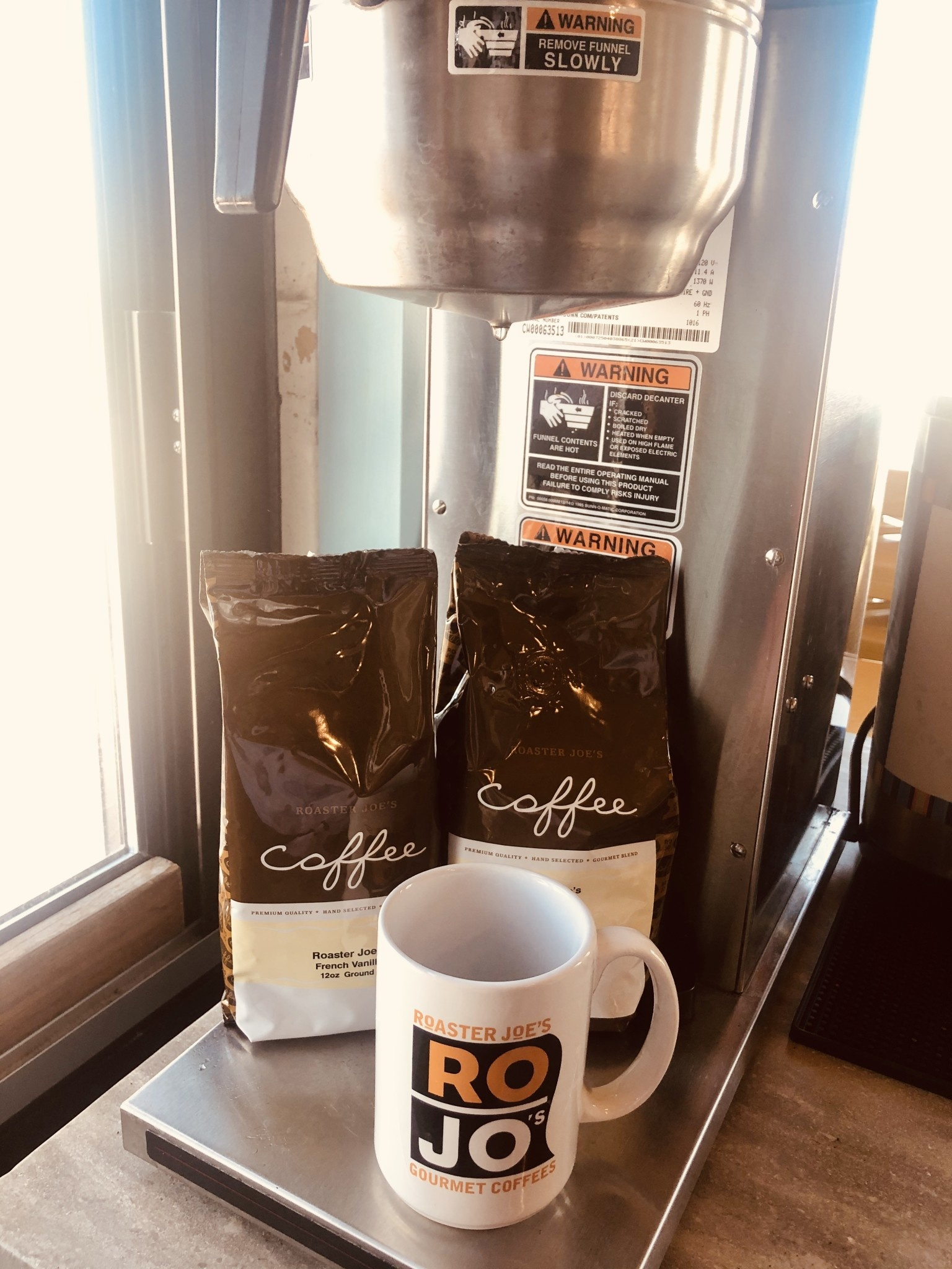 Premier Foods Roaster Joe's Whole Bean Coffee