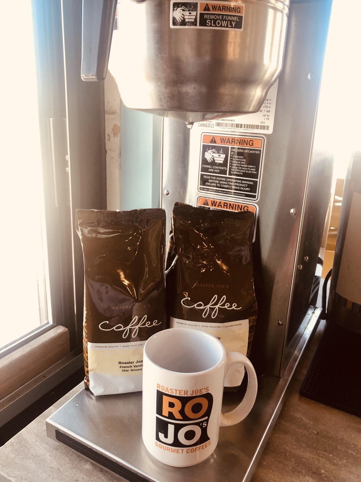 Premier Foods Roaster Joe's Ground Coffee