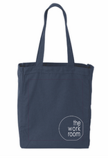 The Workroom Wichita Flag Canvas Tote
