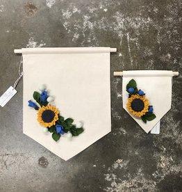 Thistlewhite Designs Sunflower Banner