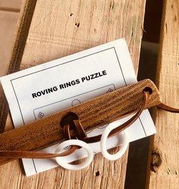 Gary Kline Roving Ring Puzzle