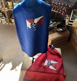 GMFD Reversable cape