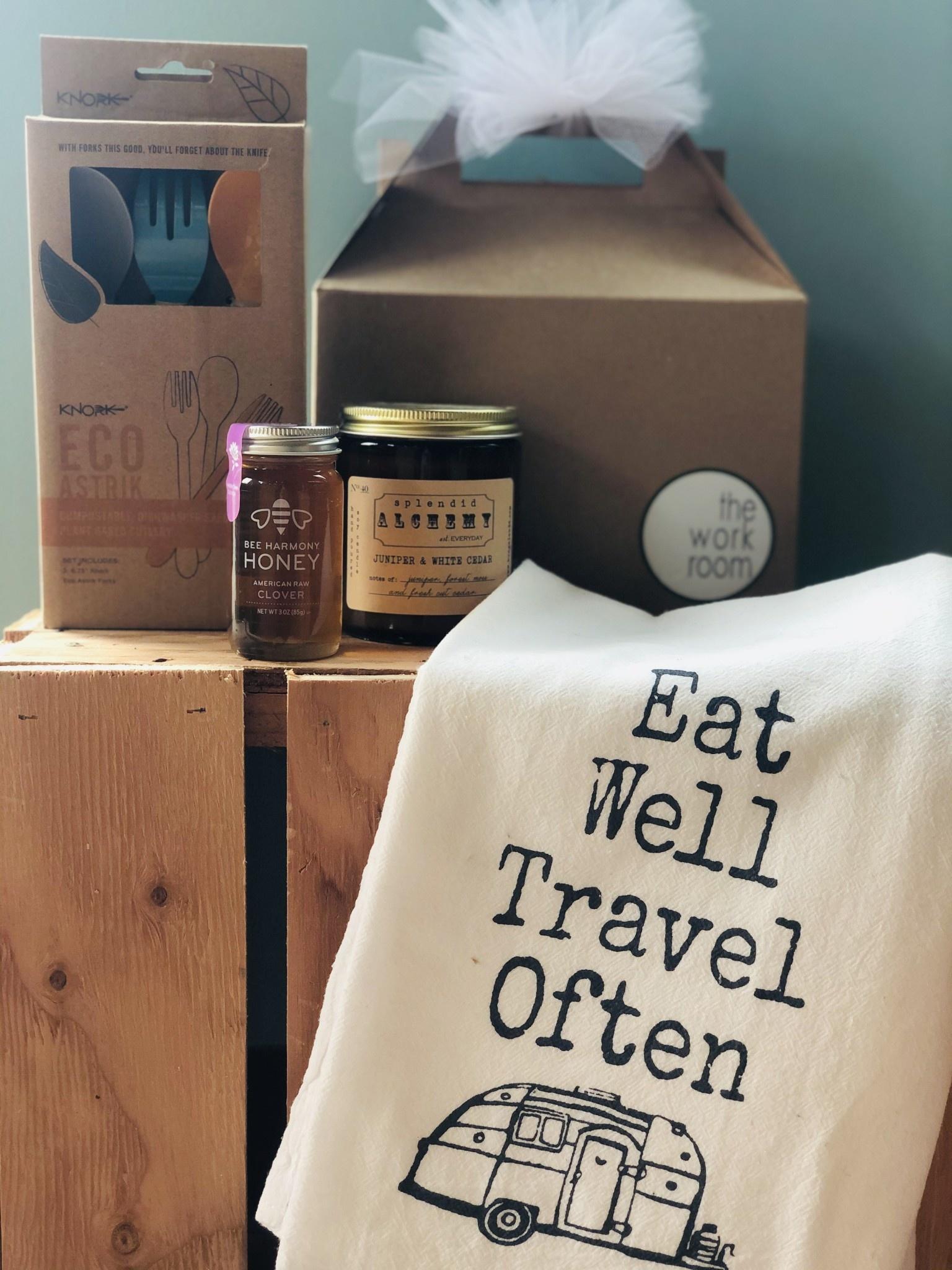 "The Workroom Gift Bundle ""Travel Lust"""