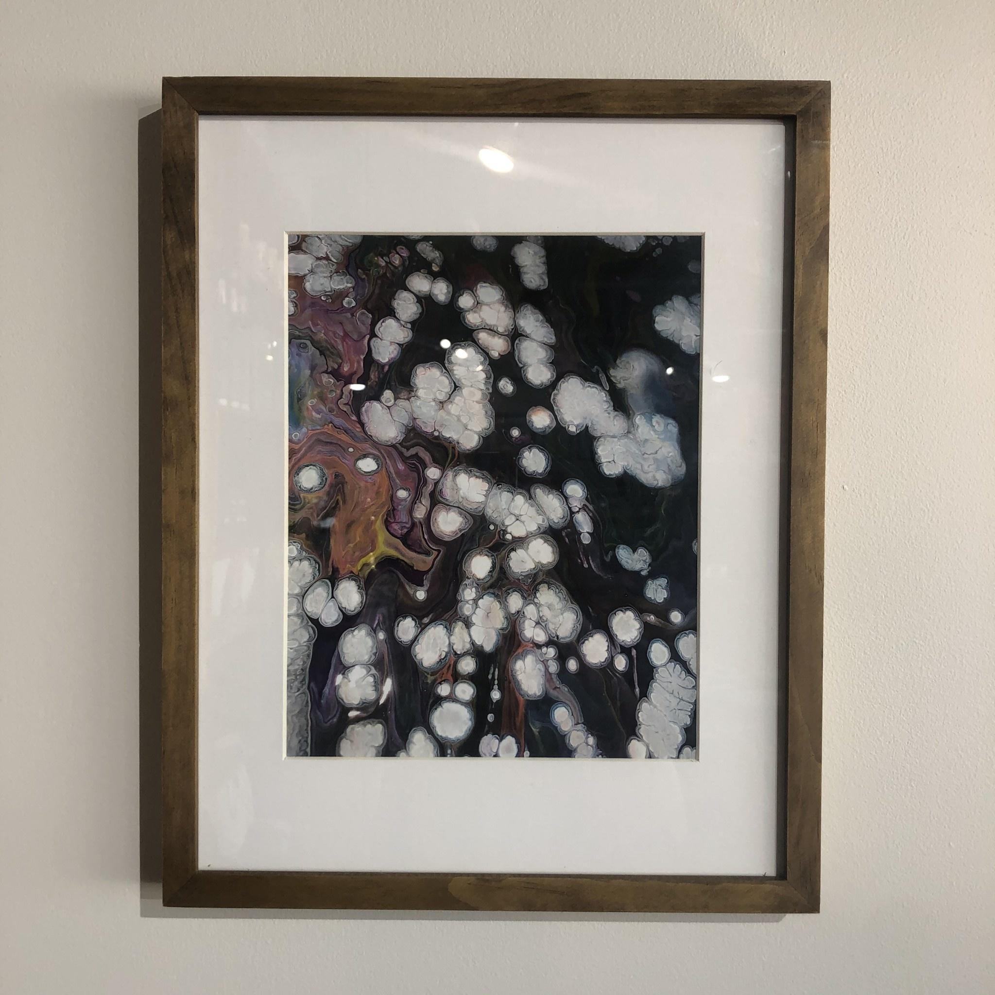 Macey Haney Artistry Macey Haney Framed Print