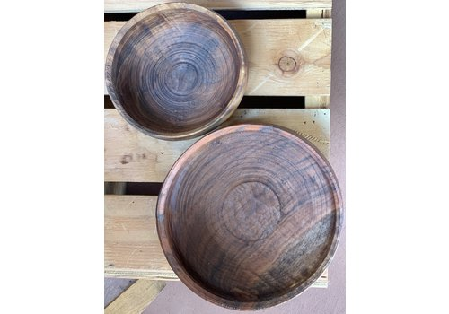 Three Acorns Three Acorns Walnut Bowl