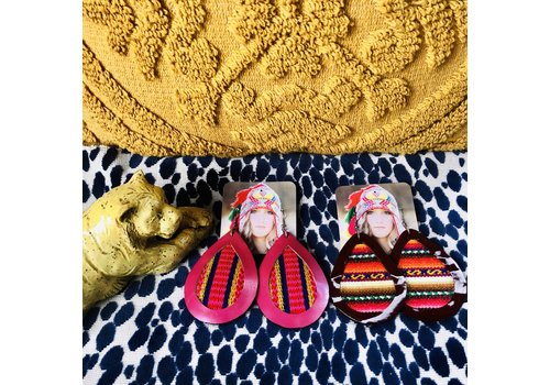 Killasumaq LLC Aida Stenholm Handmade Earrings (large)