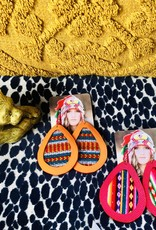 Killasumaq LLC Aida Stenholm Handmade Earrings (large)
