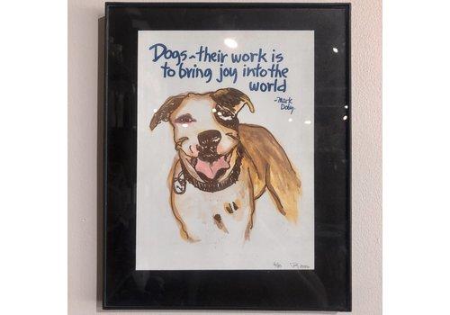 Patricia Gately Dogs Bring Joy