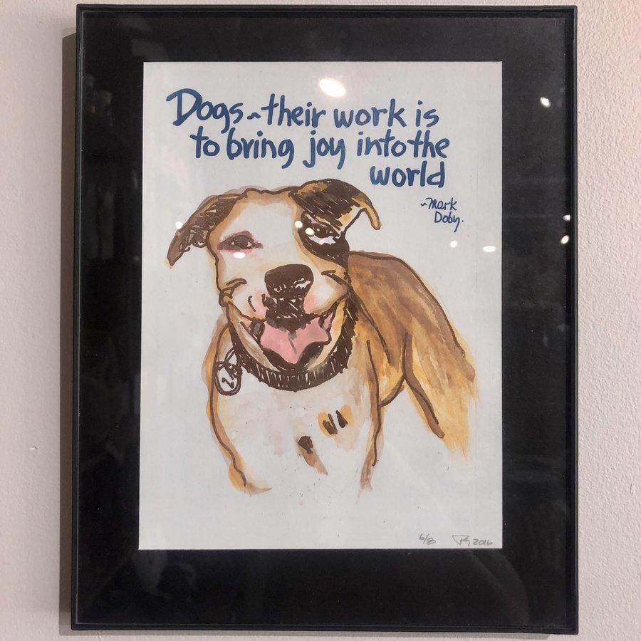 Dogs Bring Joy