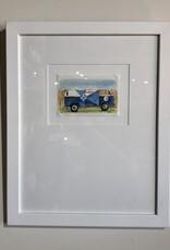 Harris & Co. Frame Shop Kitten Watercolor Framed Prints