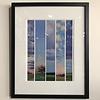 """Catherine Freshley Art Catherine Freshley Framed """"Test Strips"""""""