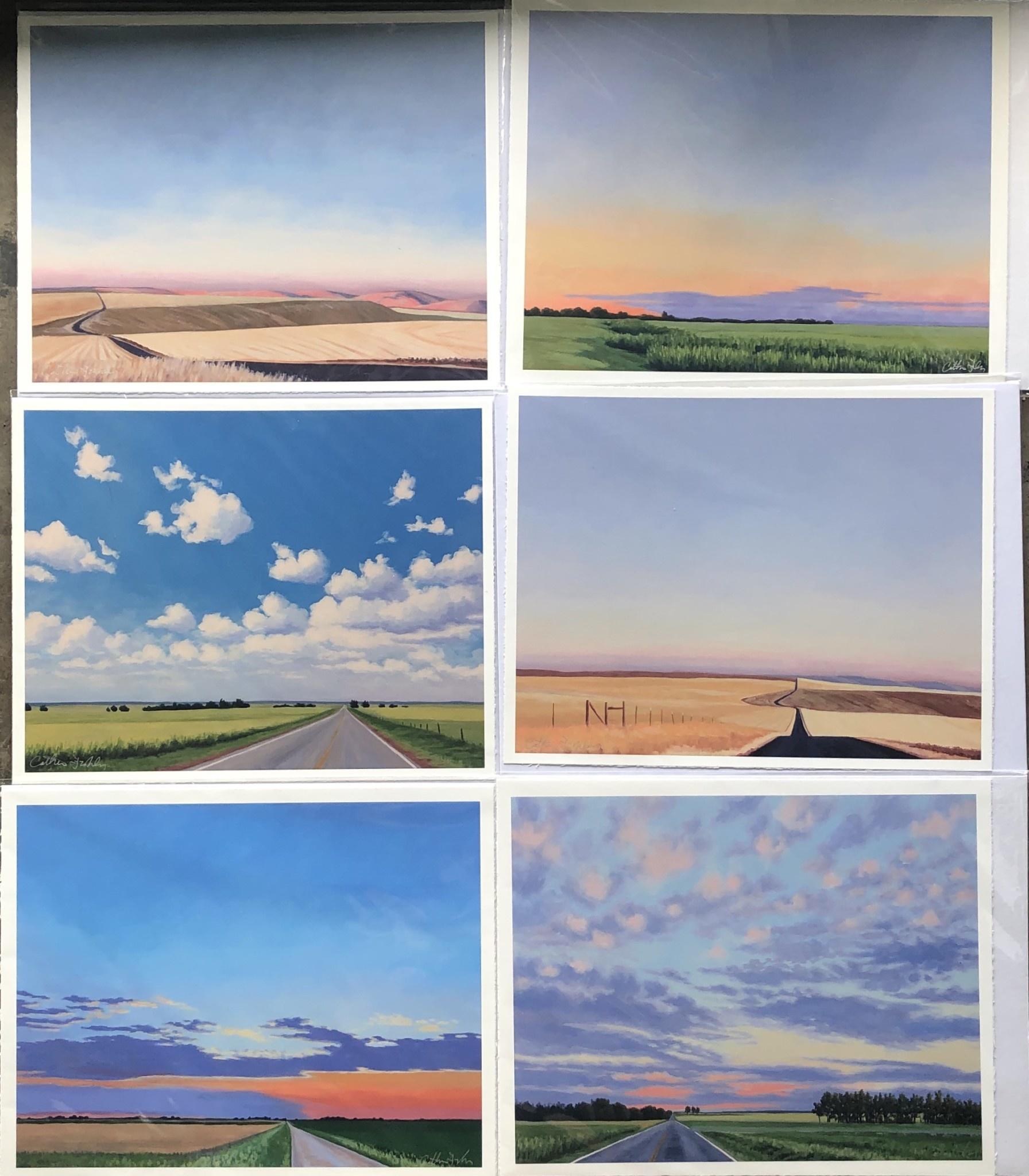 """Catherine Freshley Art Catherine Freshley 11""""x14"""" Print"""
