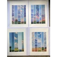 "Catherine Freshley ""Test Strips"" Print"