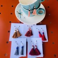 Thistlewhite Tassel Earrings