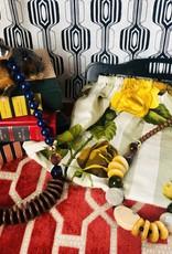 The Workroom Vintage Floral Sewing Purse