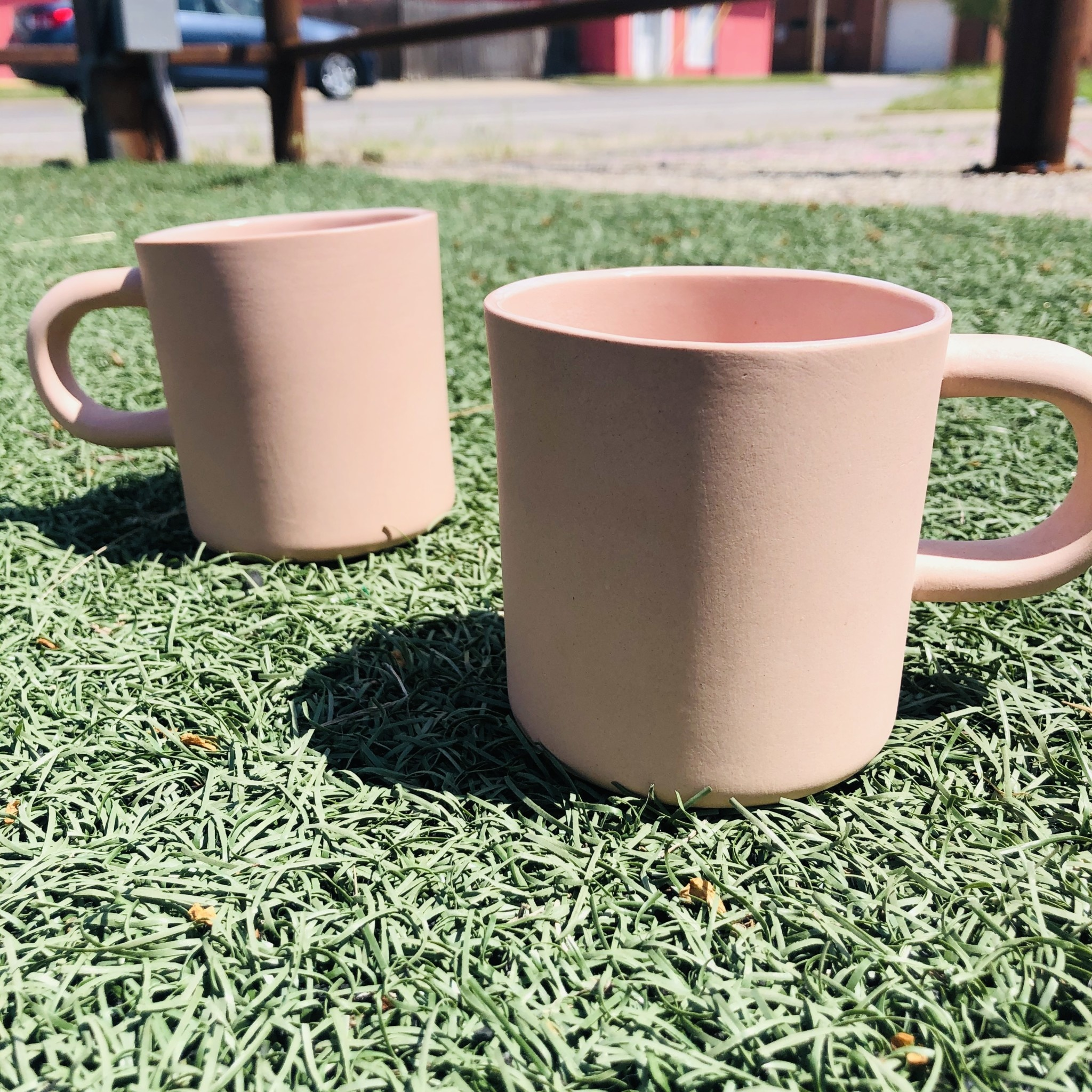 Del Norte Design Del Norte Design Naked Mug 10 oz