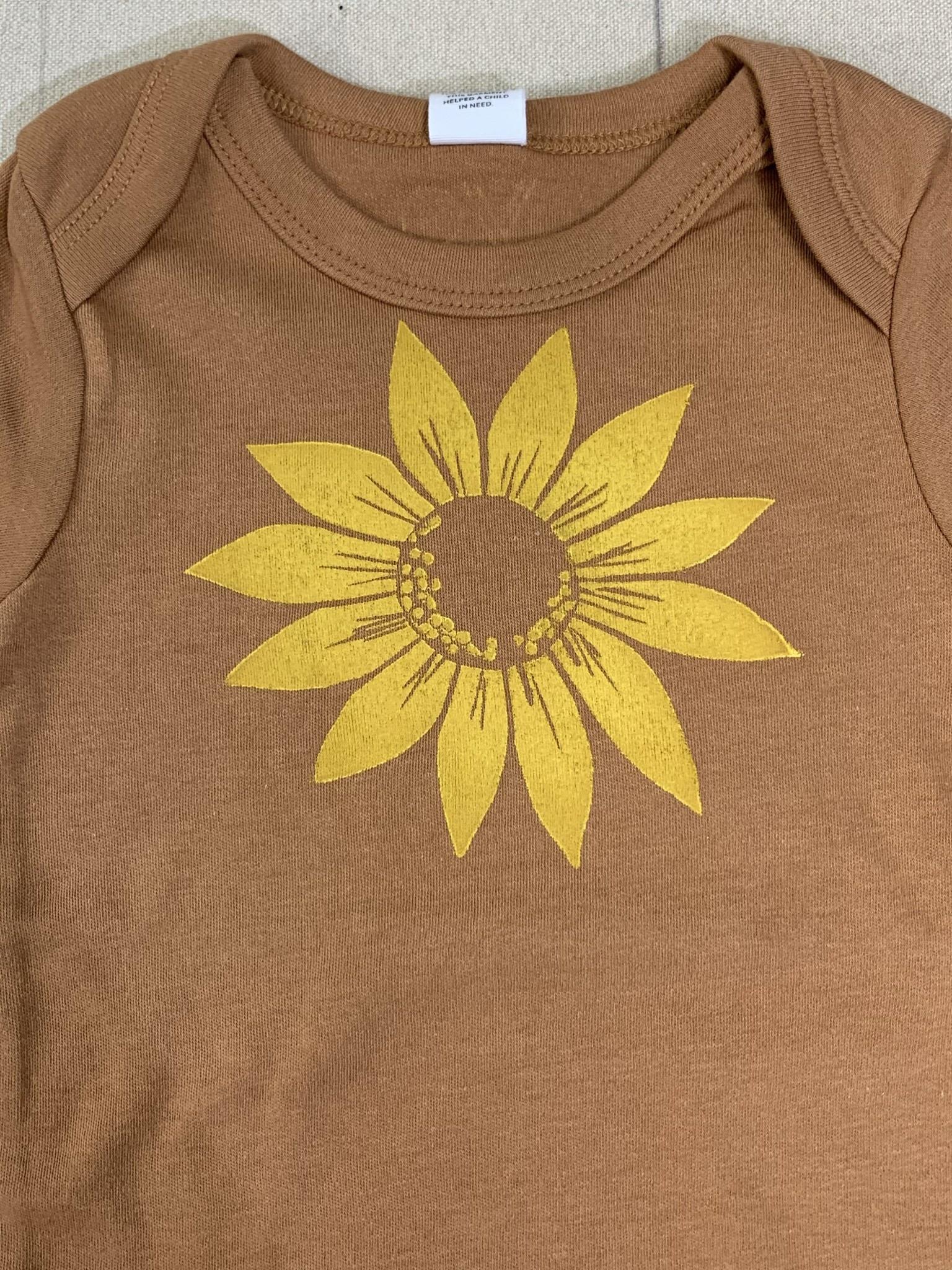 Vickery Ottaway Design Vickery Ottoway Sunflower Onsie