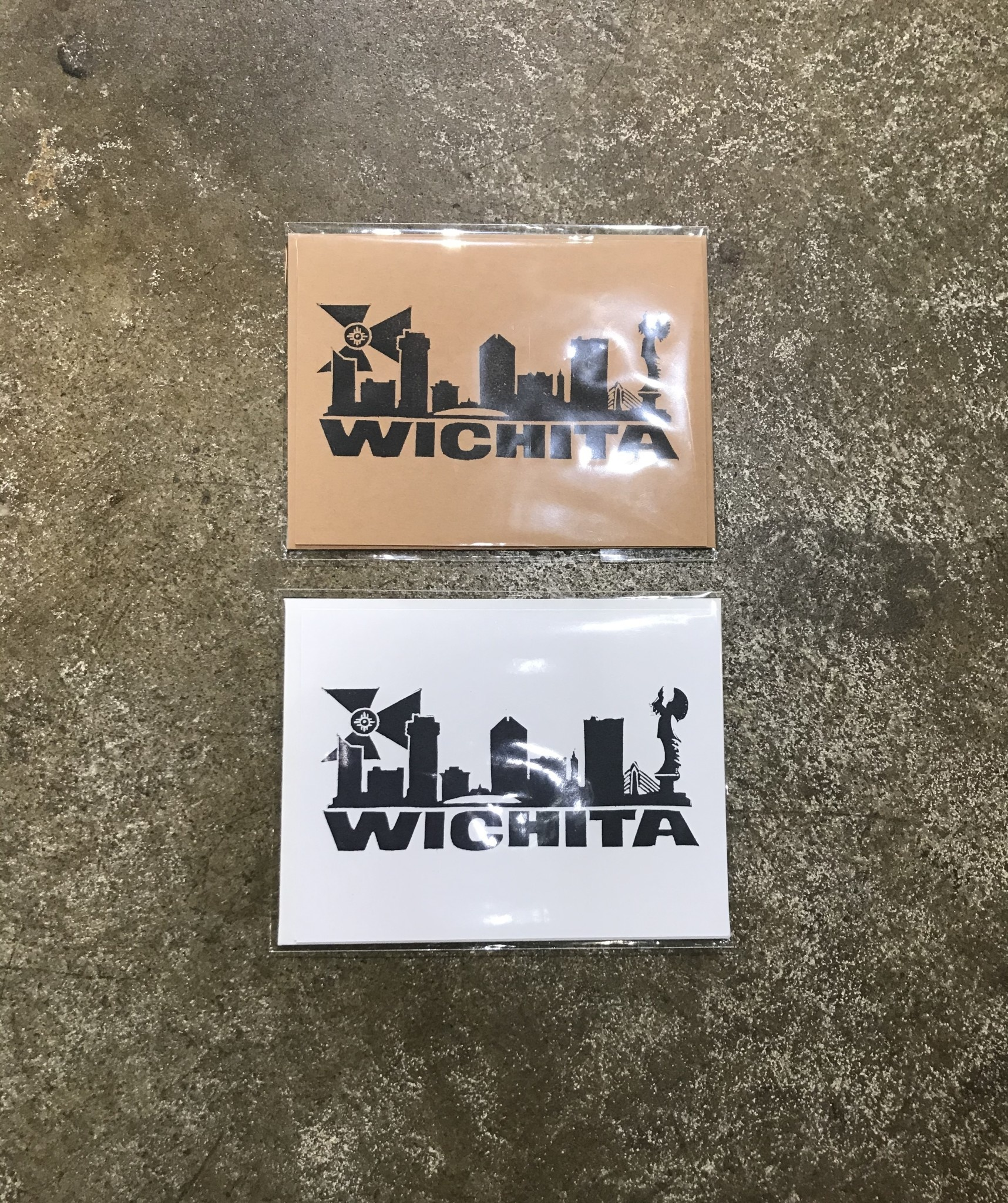 ICTMakers Wichita Notecard