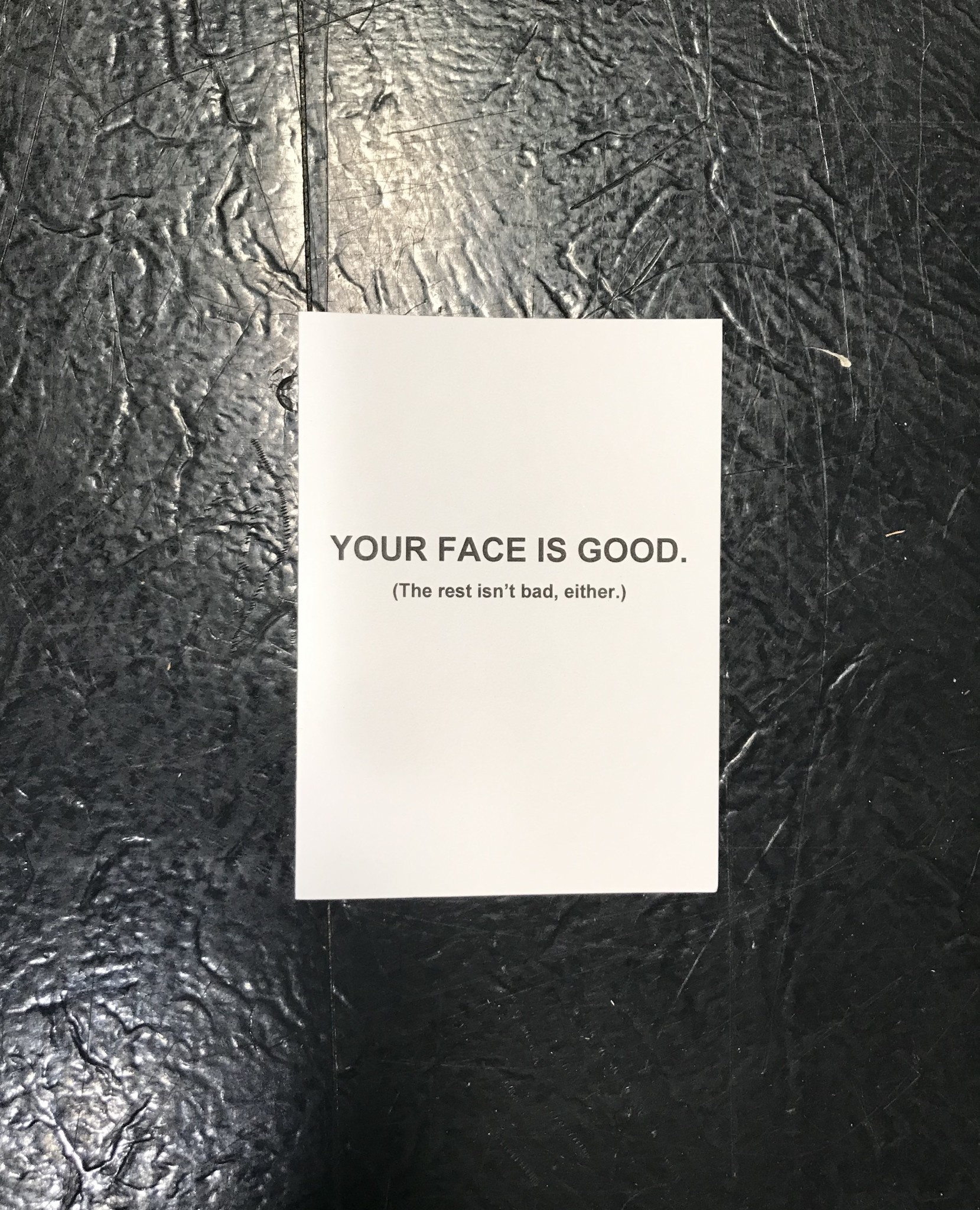 Jo O'Hanlon Jo's Greeting Card