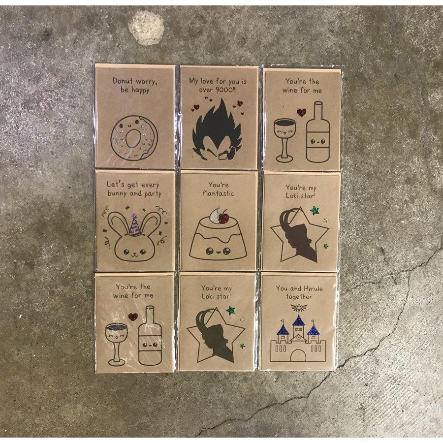 Papercute Greeting Card
