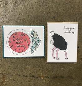 Lavender & Clover Lavender & Clover Greeting Card