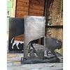 Dark Horse Garage Metal Bison Cut-out